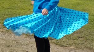 Lindy Bop Circle Skirt