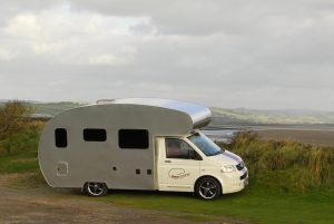 Motorhome Hire Percy