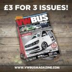 VW Bus T4 & T5 Magazine