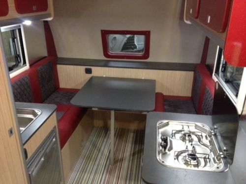 Amazing Old Vintage Camper Trailer Interior The Different Ways People