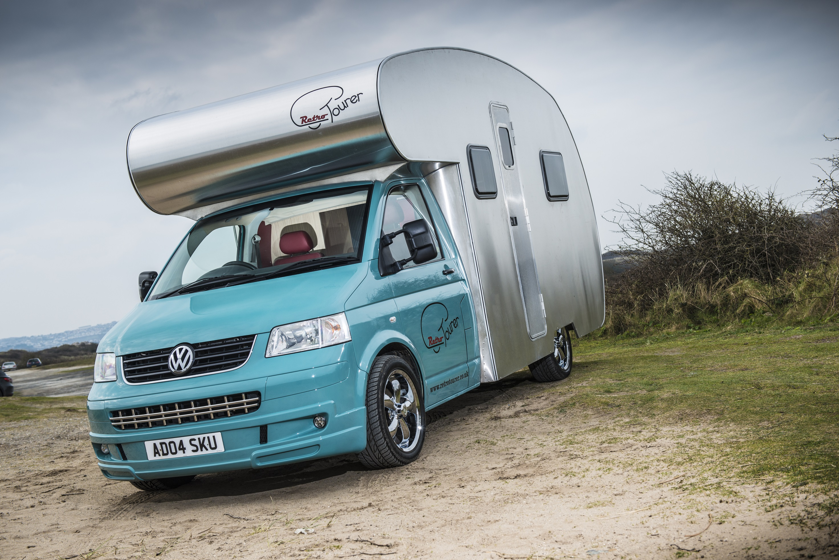 Coachbuilt Motorhome Built On Vw Chassis Retro Tourer